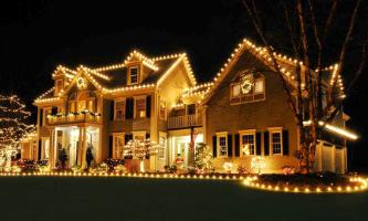 Rockwall Christmas Lighting warm white 333x200